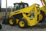 Thumbnail KOMATSU SK818-5 SK820-5 TURBO SKID STEER SERVICE SHOP MANUAL